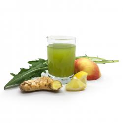 Alkaline-Aid: Green Aid