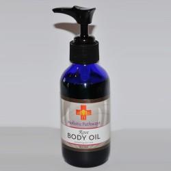 Rose Body Oil 4oz